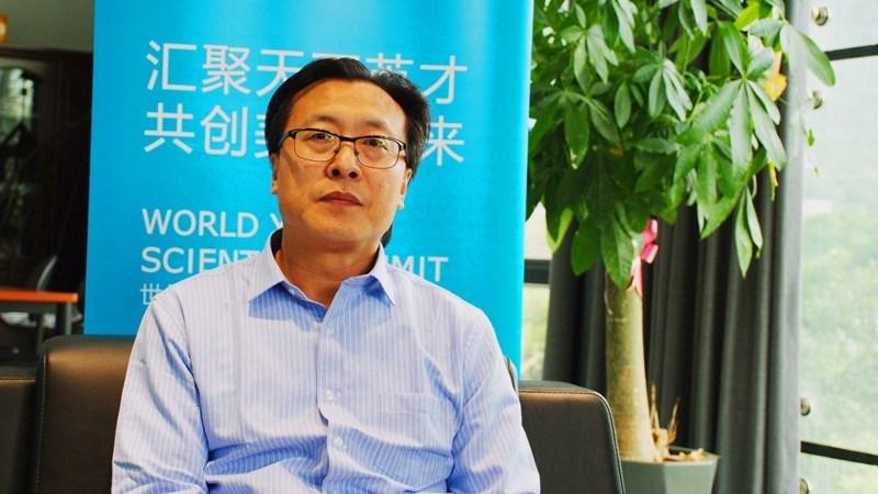 刘晓冬:青年应争做新时代科学的弄潮儿