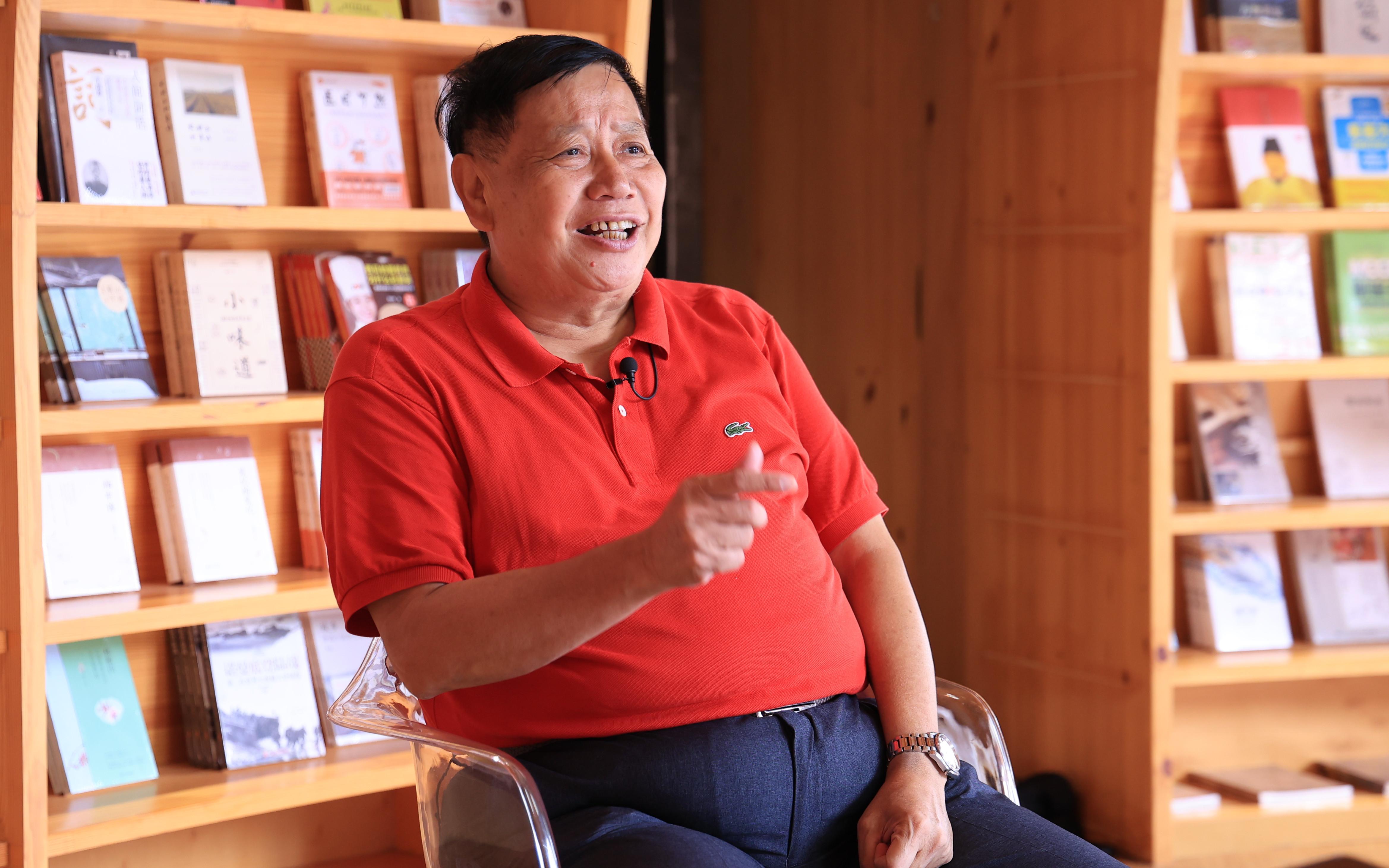 戴志坚:传统文化保护要看长远发展,不能只关注眼前利益