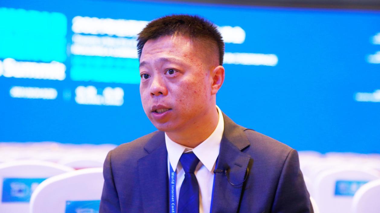 【乌镇峰会独家连线】李鹏:将新技术运用到金融信息服务当中去