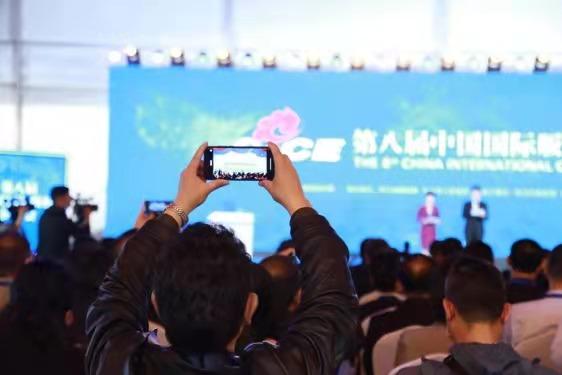 开幕了!第八届中国国际版权博览会在亚洲成人社区|亚洲av|亚洲在线|亚洲天堂|黄色一级全祼杭州举办
